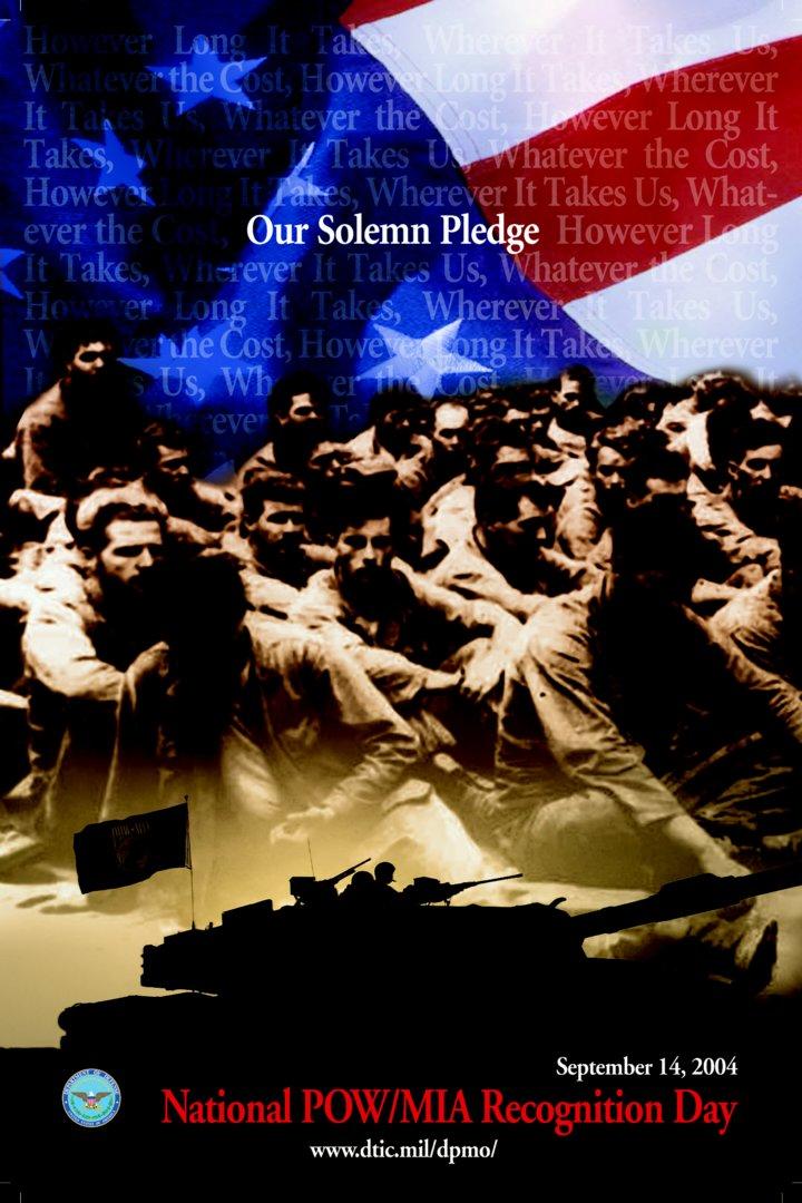 Pow Mia Flag >> KWVA: Home Page Story - 9/15/06 - POW/MIA Recognition Day