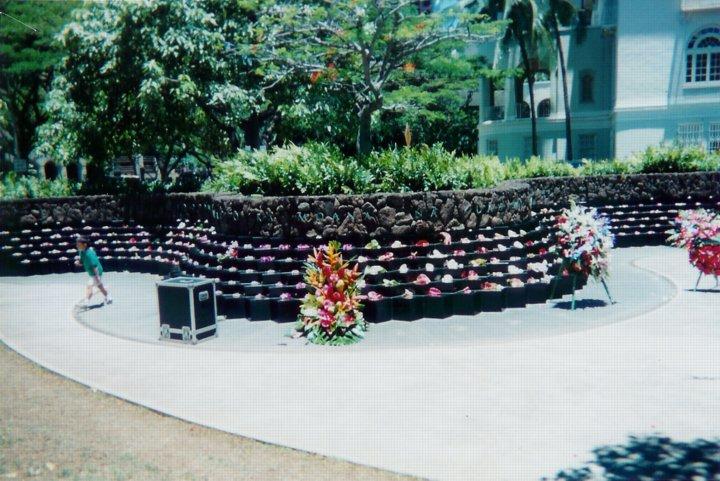 Kwva Korean War Memorials Hawaii