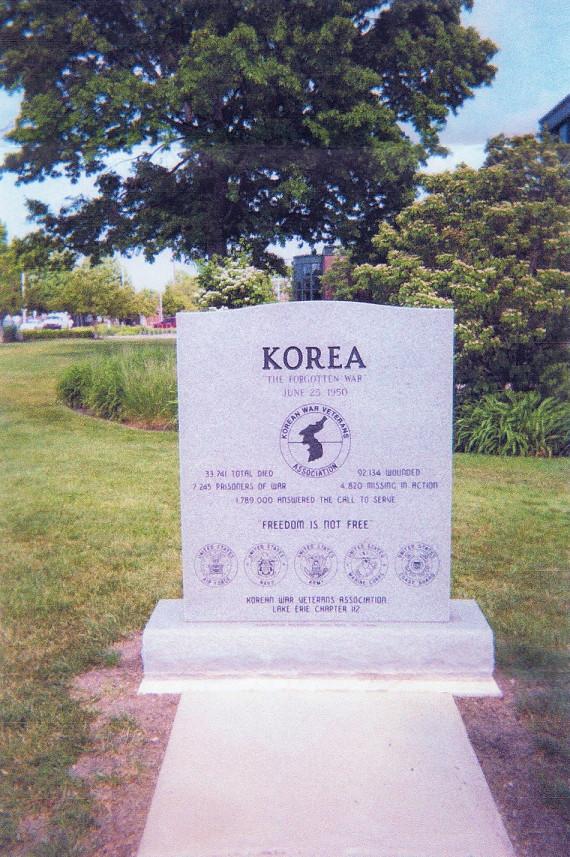 Korean War Memorial Freedom Is Not Free
